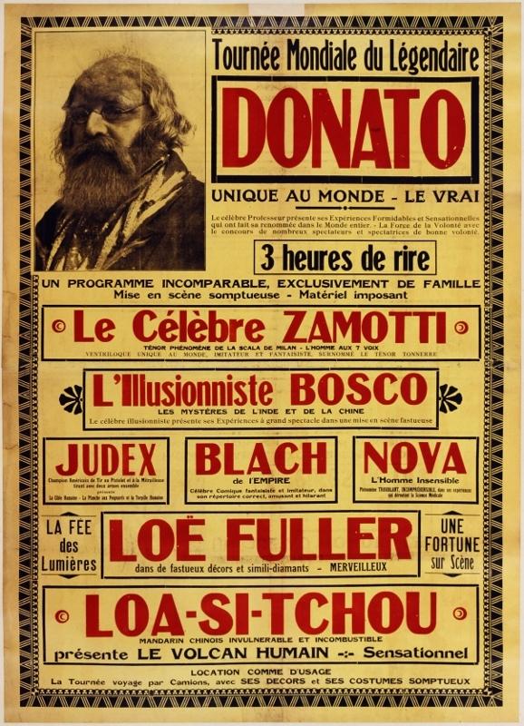 Tourne Mondiale Du Lgendaire Donato